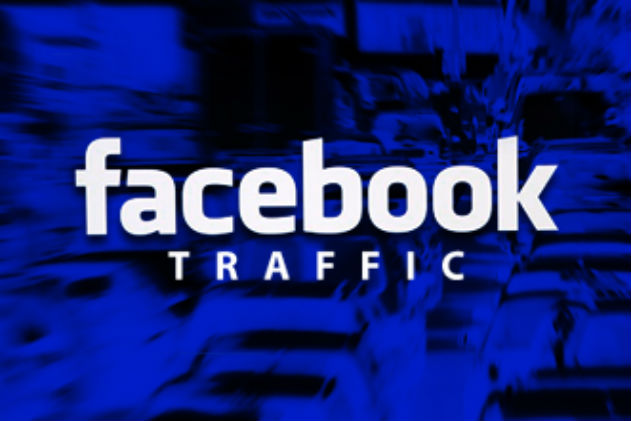 facebook for traffic