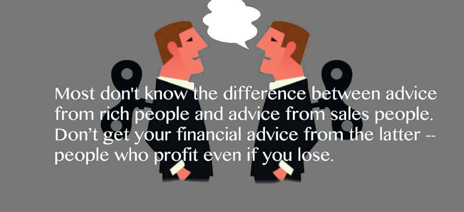 get financial advice