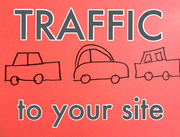 surprising ways to get traffic