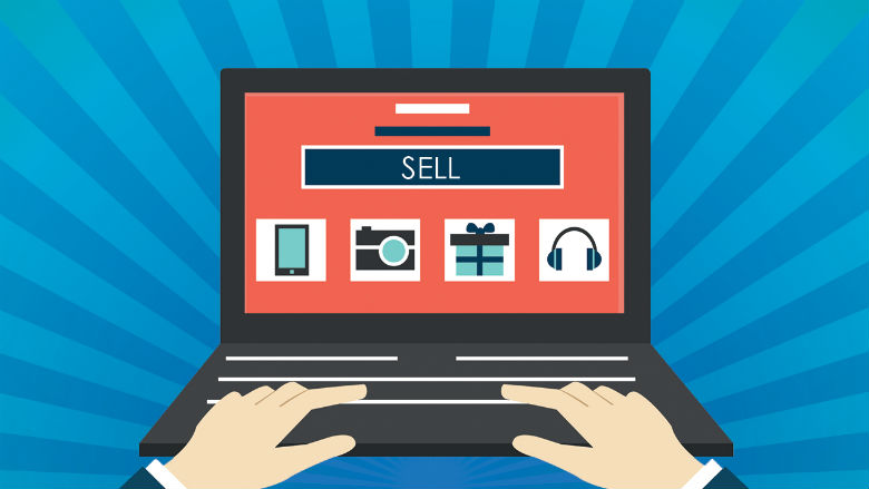 how to sell anything online